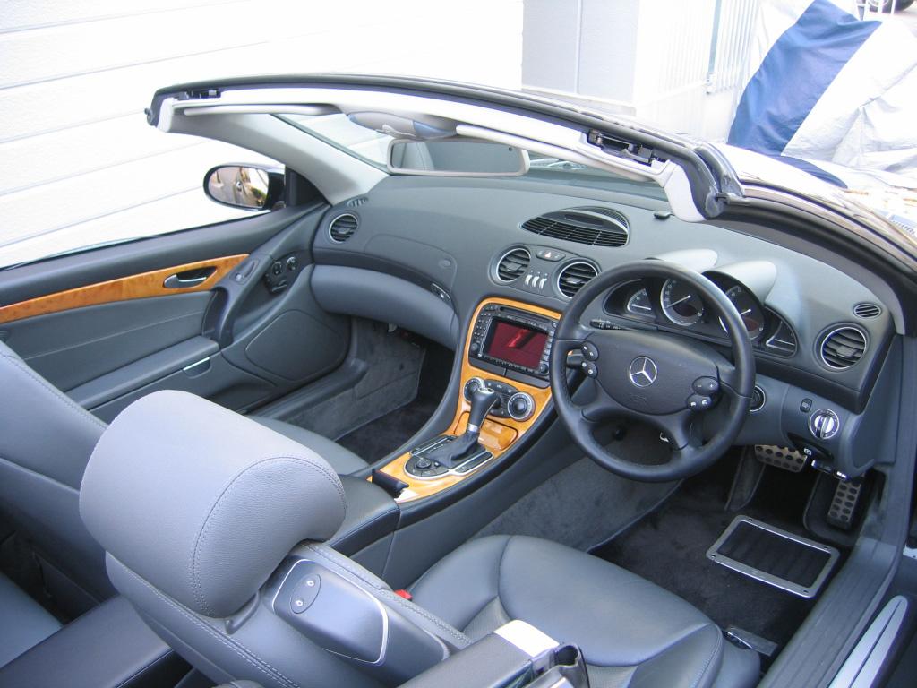メルセデス・ベンツSL350