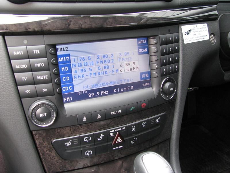 メルセデス・ベンツE320ステーションワゴンアバンギャルド